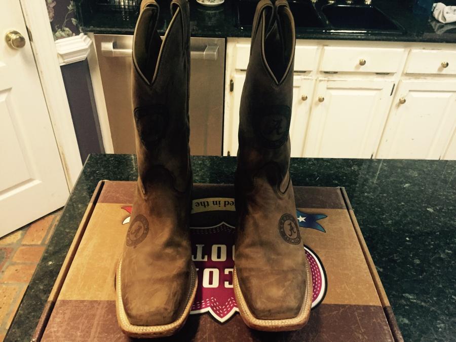 Alabama Boots size 11D 0-image-jpg