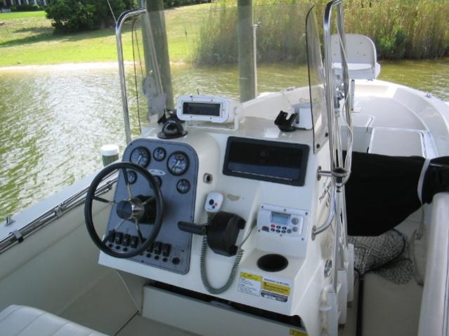 ... Hydra Sport Bay Boat for sale-img_0224-jpg ...