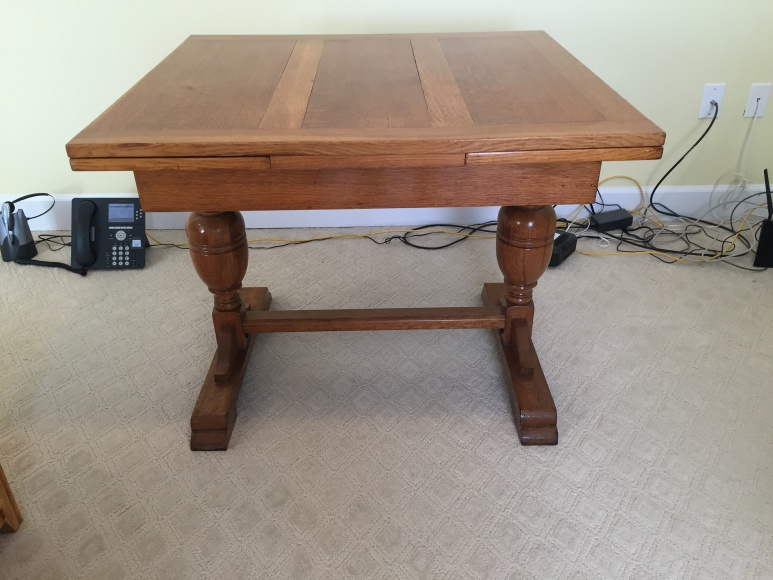 High Quality ... Antique Pub Table And Chairs Img_0235 Jpg ...