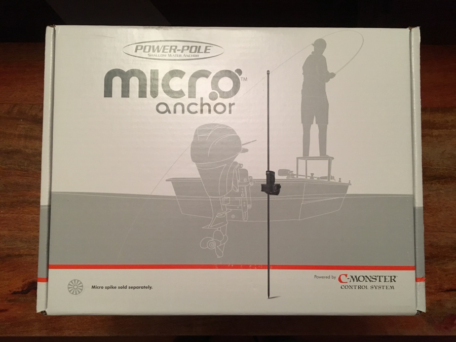 FOR SALE Power Pole Micro - Pensacola Fishing Forum