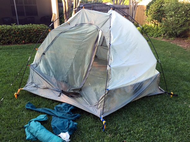 L.L.Bean Dome Tent Model L376-img_1173-jpg ... & L.L.Bean Dome Tent Model L376 - Pensacola Fishing Forum