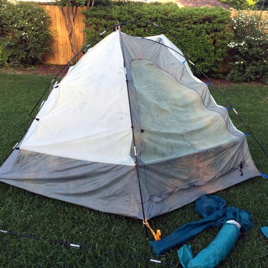 ... L.L.Bean Dome Tent Model L376-img_1175-jpg & L.L.Bean Dome Tent Model L376 - Pensacola Fishing Forum