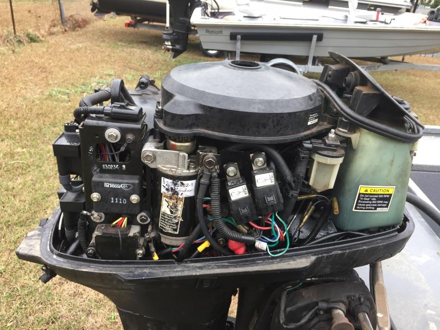 mercury 40 hp 2 stroke