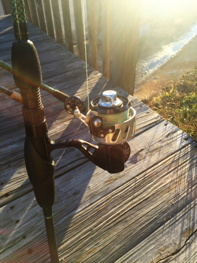 Custom Rods, Van Staal 100, penn reels - Pensacola Fishing Forum