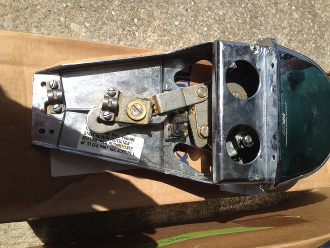 Morse Single Lever Controls : Single lever morse controls quot like new pensacola