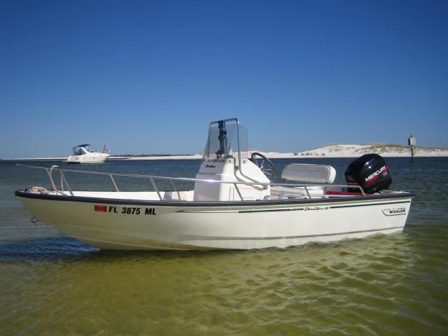 1999 boston whaler 15 dauntless center console v hull pensacola fishing forum - Boston whaler console parts ...