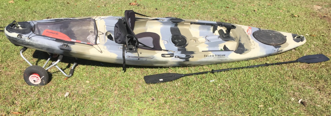 Field Stream Eagle Talon 12 Kayak Pensacola Fishing Forum