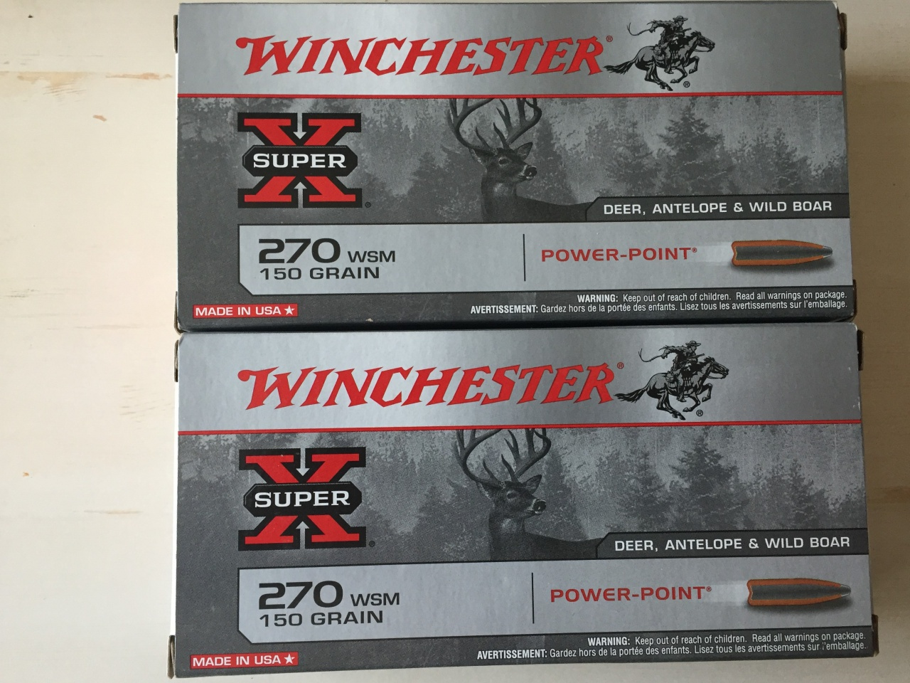 NEW .270 WSM and 12 Gauge Ammo-img_7120-jpg