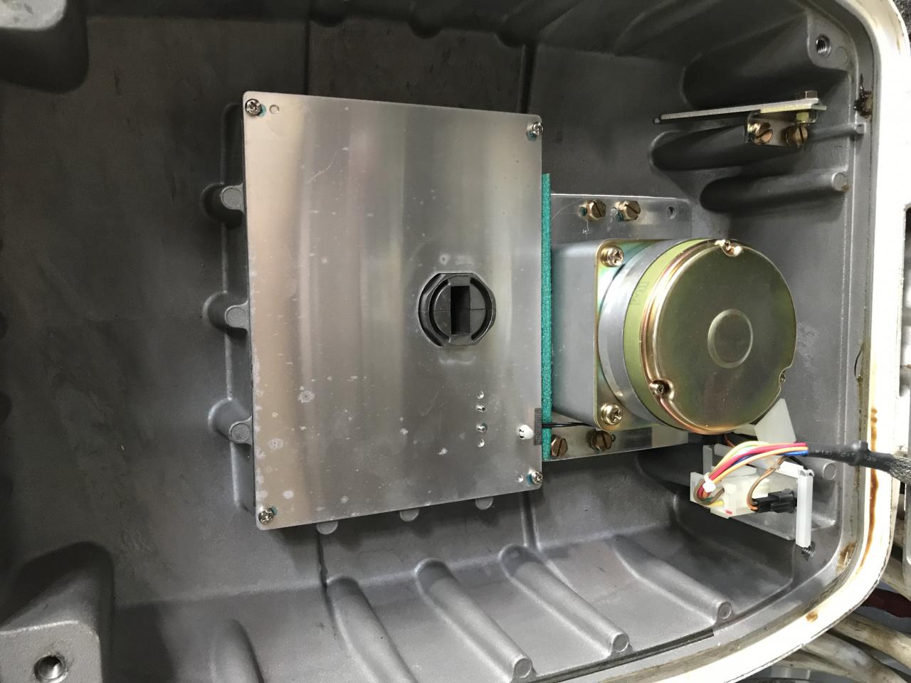 5 Furuno 6kw 4' Open Array Radar + Display + Cable-img_8142-jpg
