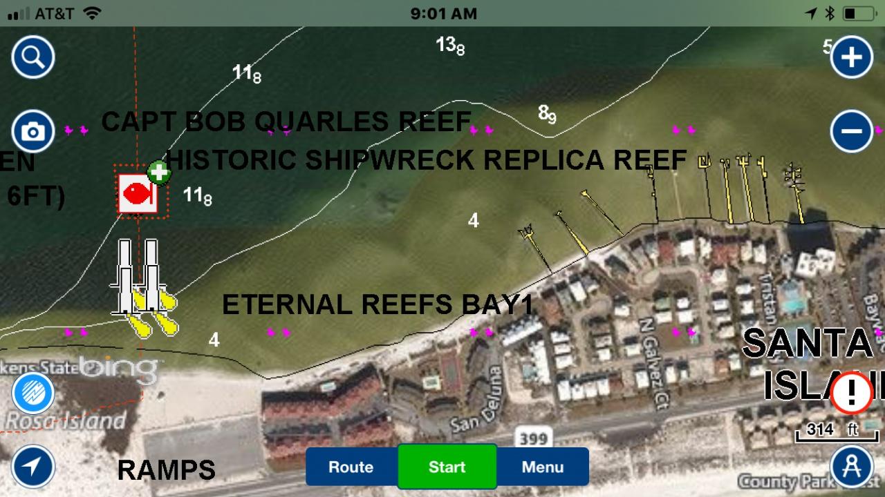 Snorkel reef-intercoastal-dive-spot-jpg
