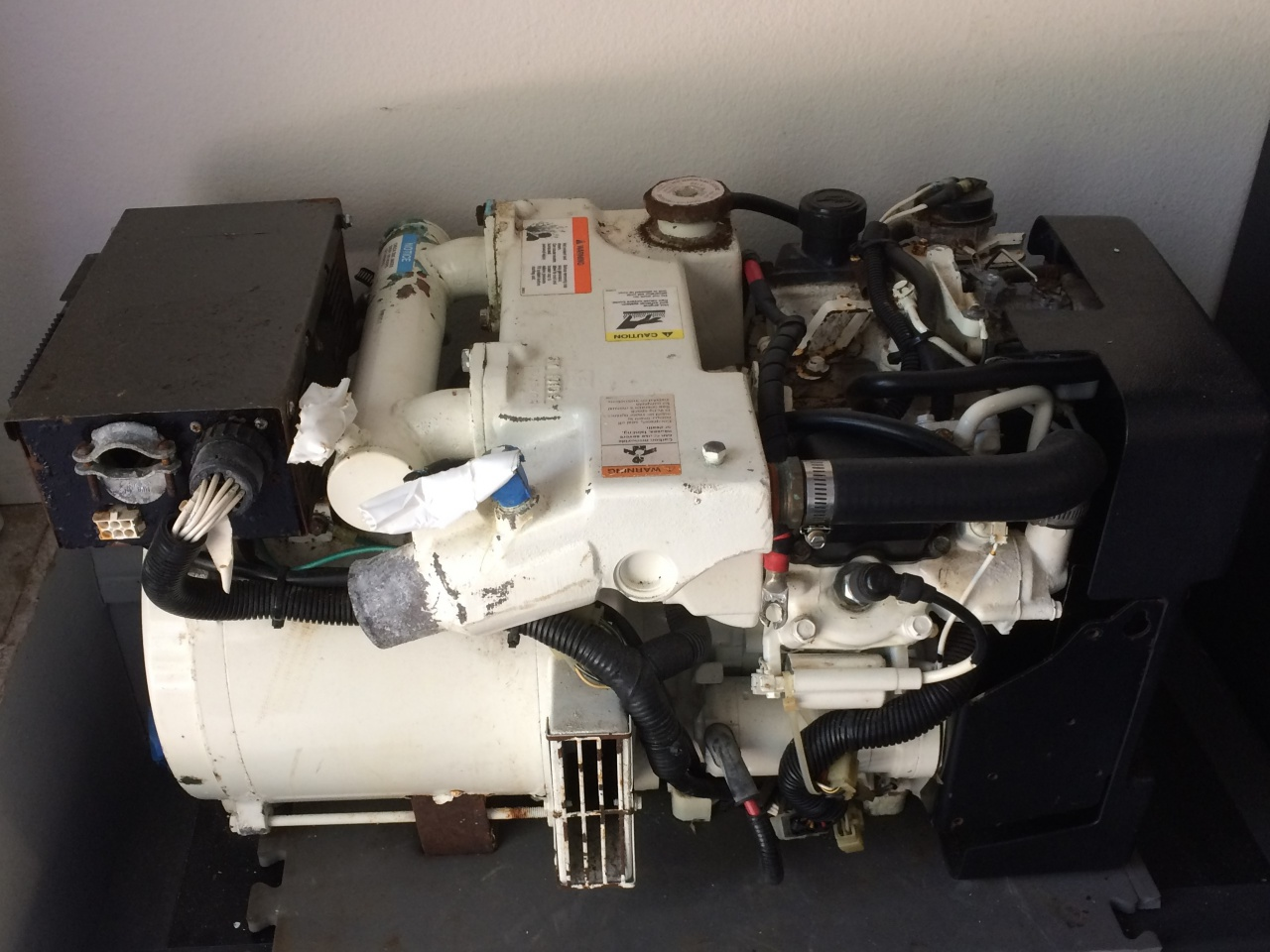 5E Generator kohler 5e-4kw gas generator: fix or parts - pensacola