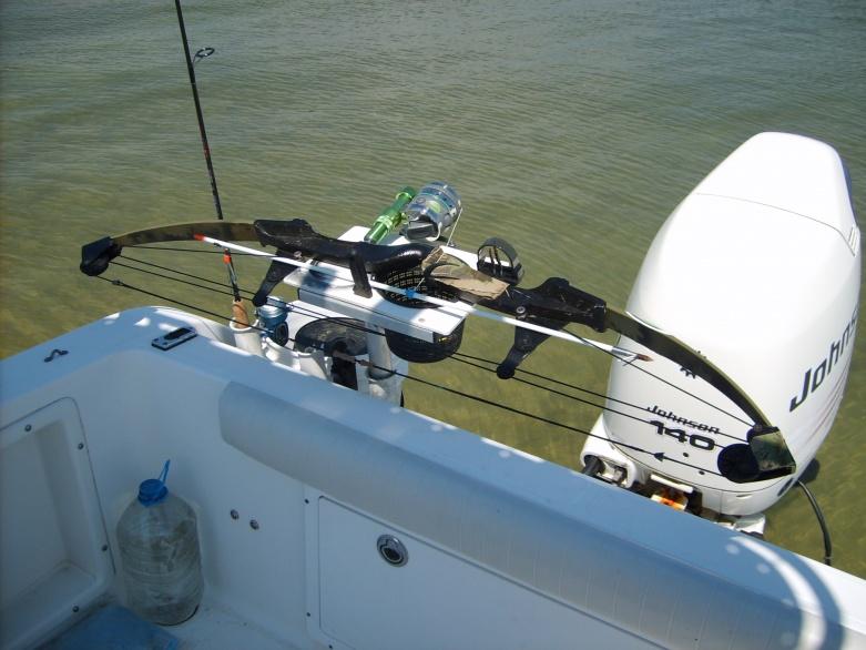 Bowfishing accident!-kim-nak-ak-furn-lic-pl-112-jpg