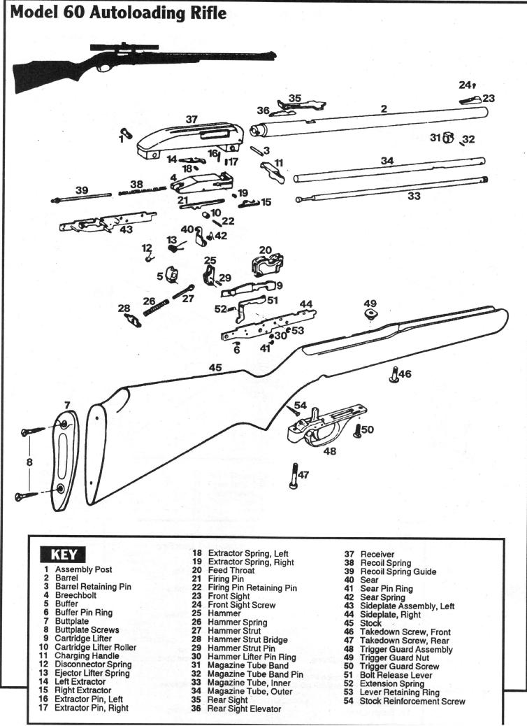 Marlin Glenfield Model 60 Parts On Marlin Glenfield 60 Parts Diagram on benelli m1 super 90 schematic, marlin 795 rifle schematic, marlin m9 parts schematic,