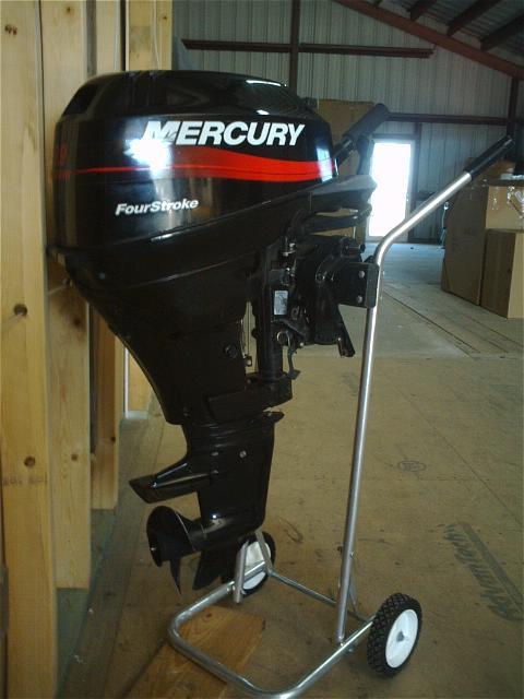 2002 Mercury 9.9 hp Four Stroke Short Shaft w/ tank-merc-2002-9-9-jpg