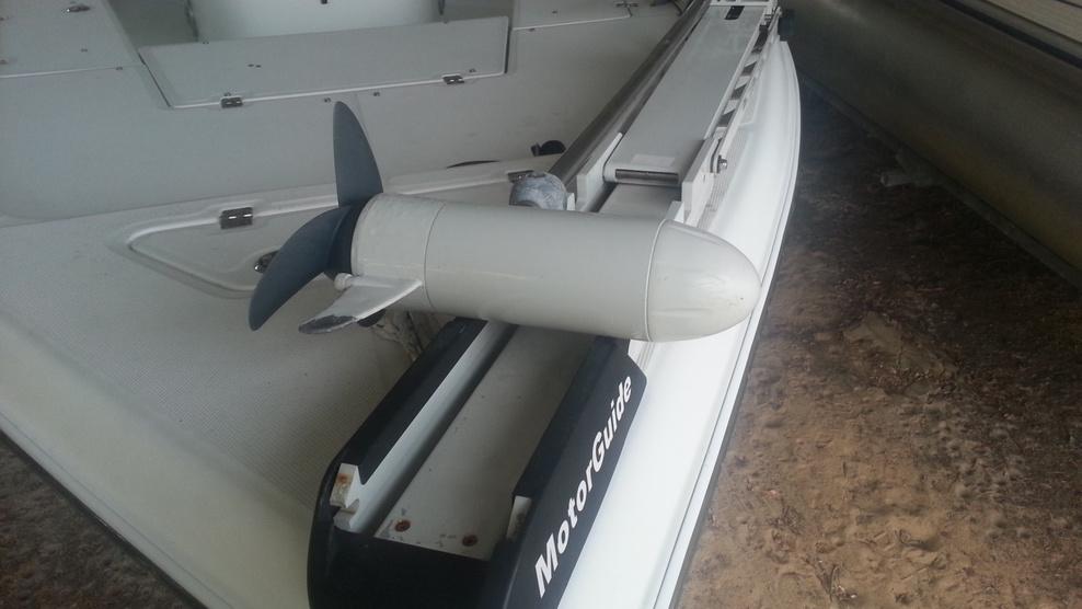 FS: Motorguide Saltwater Trolling Motor - Pensacola Fishing