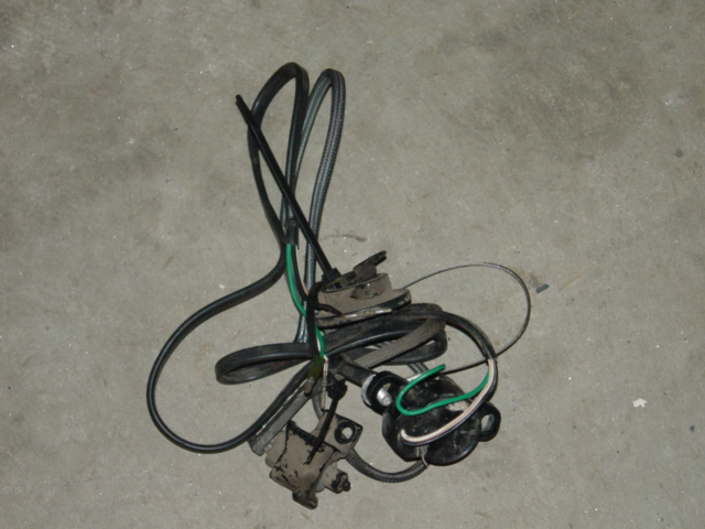 Johnson Evinrude Fast Track Tilt and Trim Unit w/sender-motors-434-jpg