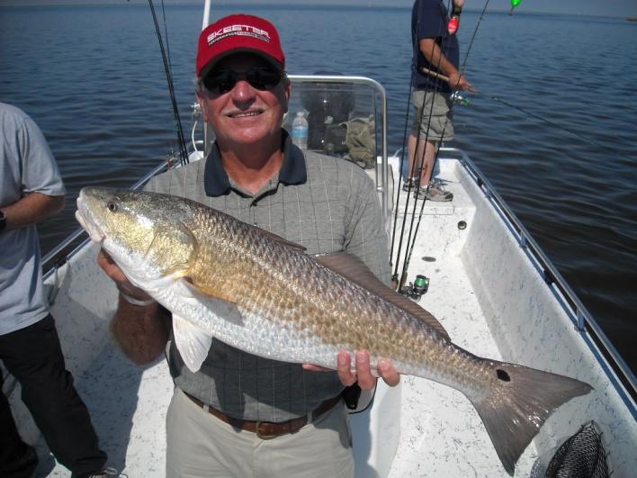 Fishing Is hot In Hopedale LA-oct-2010-031-jpg