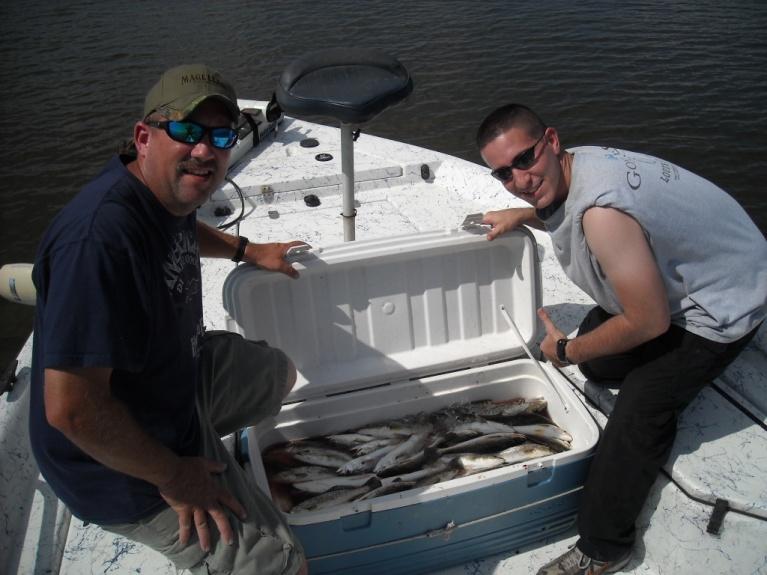 Fishing Is hot In Hopedale LA-oct-2010-033-jpg