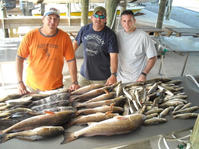 Fishing Is hot In Hopedale LA-oct-2010-035-jpg