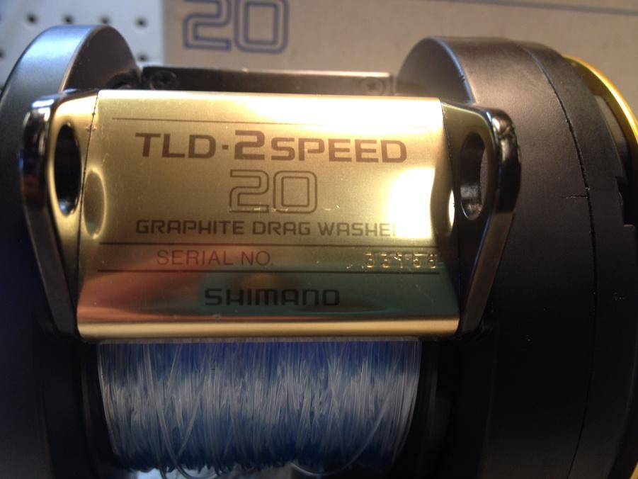 2dd0fba2134 Shimano TLD 20 2 Speed - Pensacola Fishing Forum