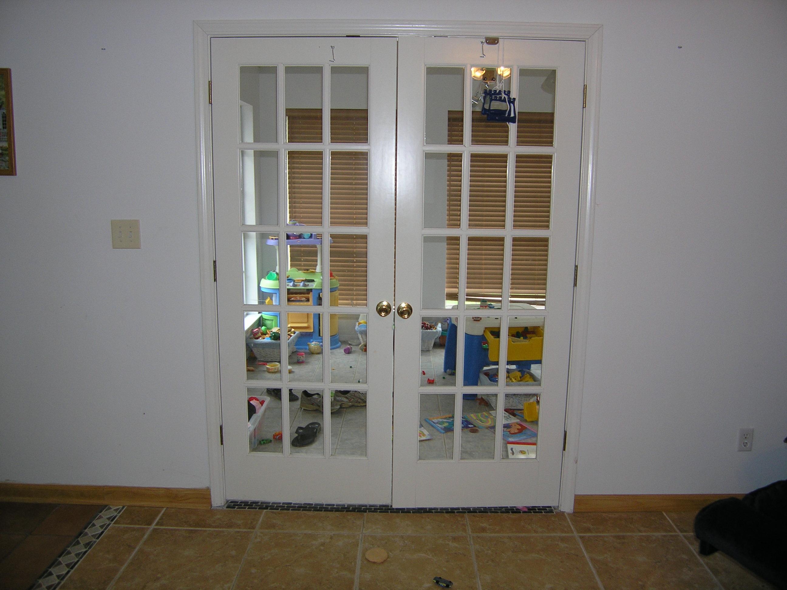 Doors & Windows - Interior Doors - Double Prehung Doors - at The