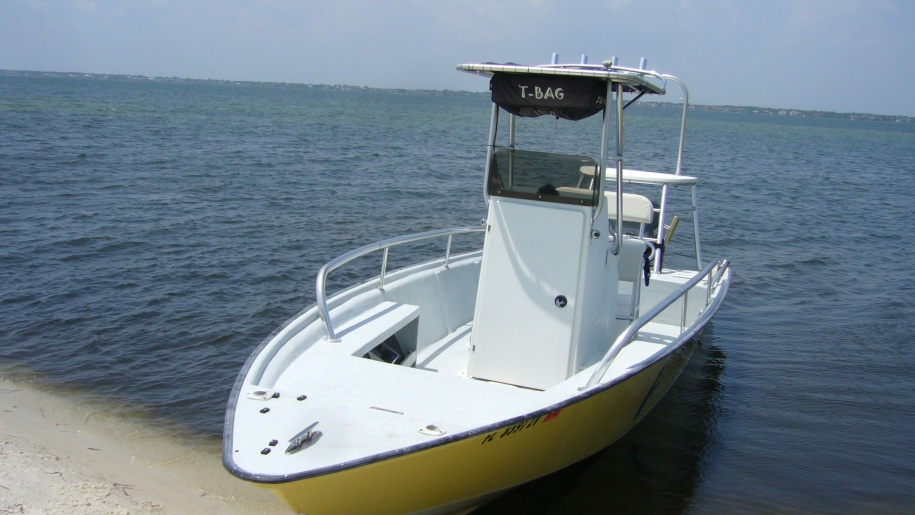 2002 24ft Edgerunner Center Console, 200HP Yamaha, Aluminum Trailer-p1040619-jpg