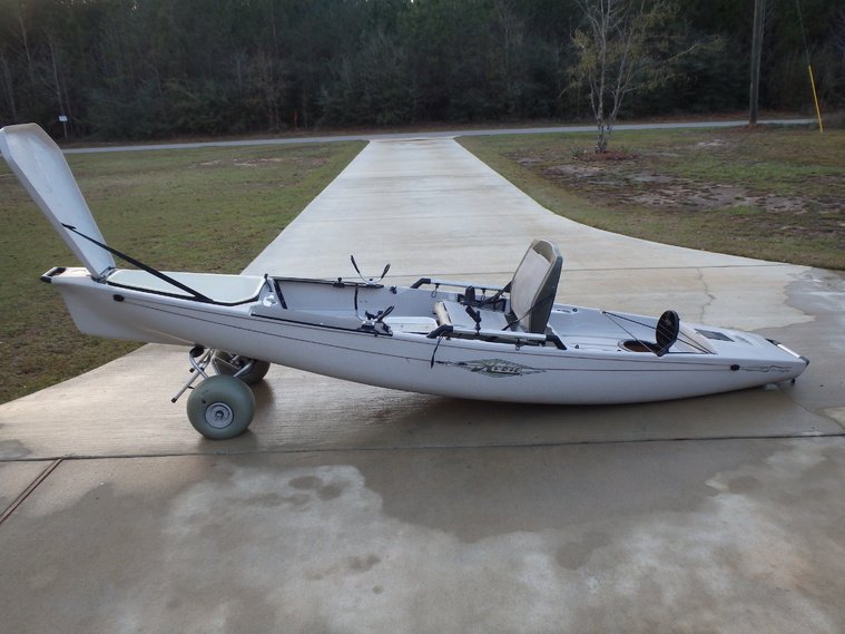 Pensacola fishing forum view single post hobie pro for Angler fish for sale