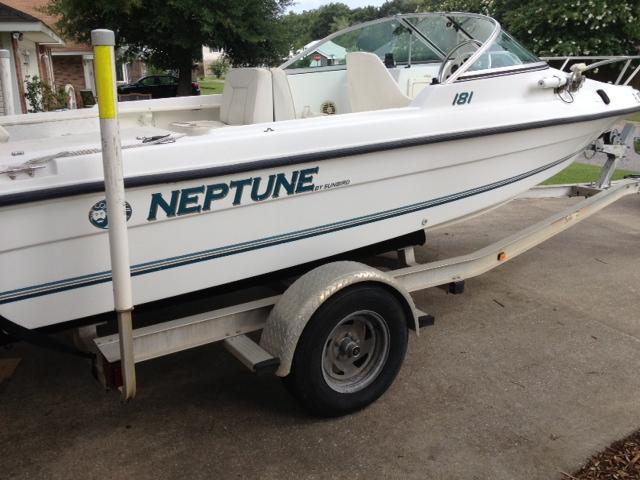 FS: 1996 Neptune 181DC Dual Console - Pensacola Fishing Forum