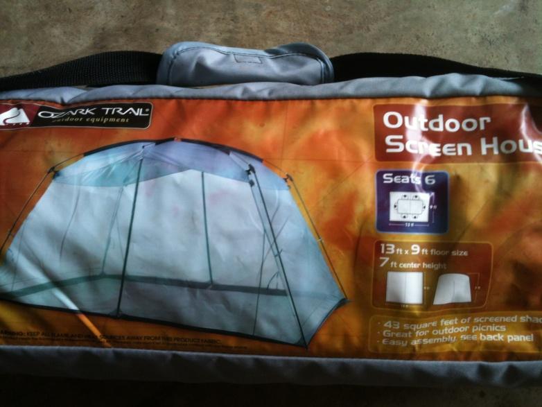 Outdoor Screen Tent-photo-8-jpg