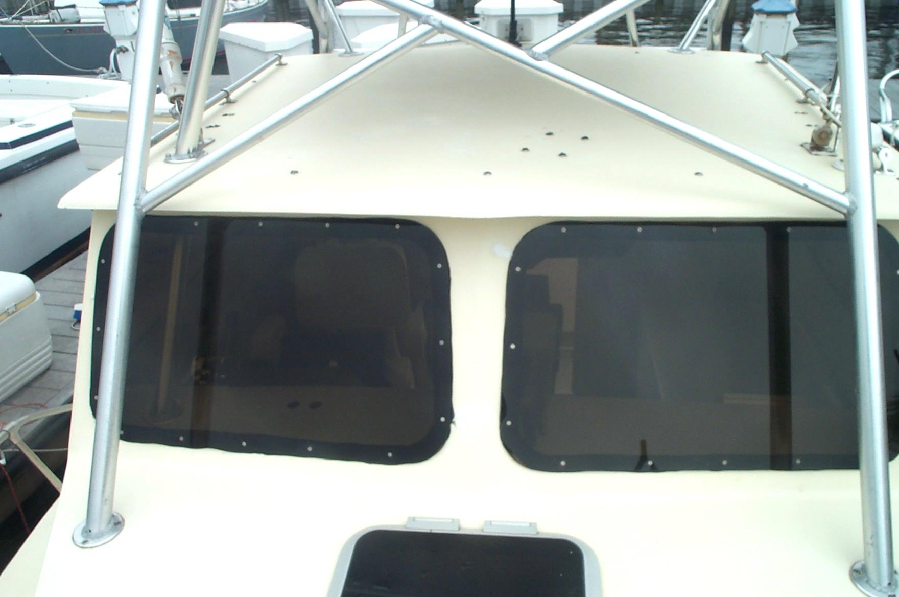 25' Kencraft Buxton Pilot House/Cummins Diesel/Tuna Tower w/ Controls-picture-017-jpg