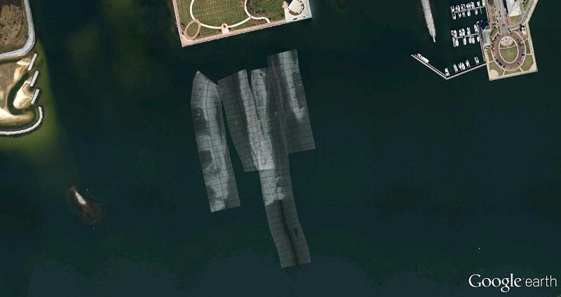 Side-scan sonar pics: Pensacola Maritime Park Pier Rubble-pnsmaritimepier1-jpg