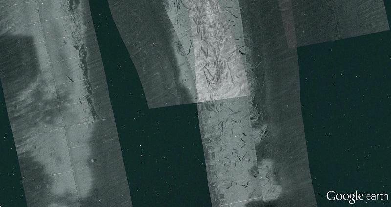 Side-scan sonar pics: Pensacola Maritime Park Pier Rubble-pnsmaritimepier2-jpg