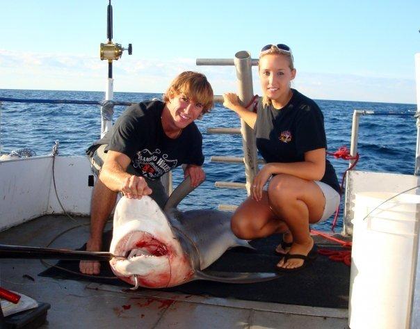 Do you eat shark-pose-jpg