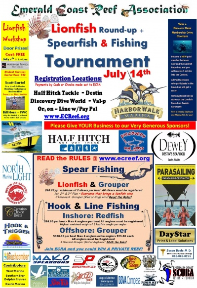 Grouper & Redfish Tournament Destin FL-poster-final-print-jpg
