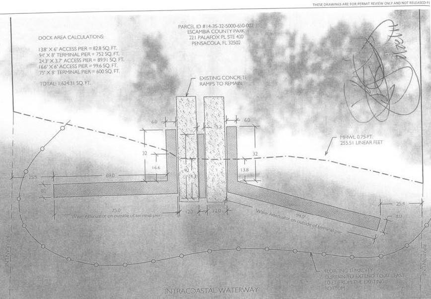 Construction at Galvez Landing-ramp-plan2-jpg