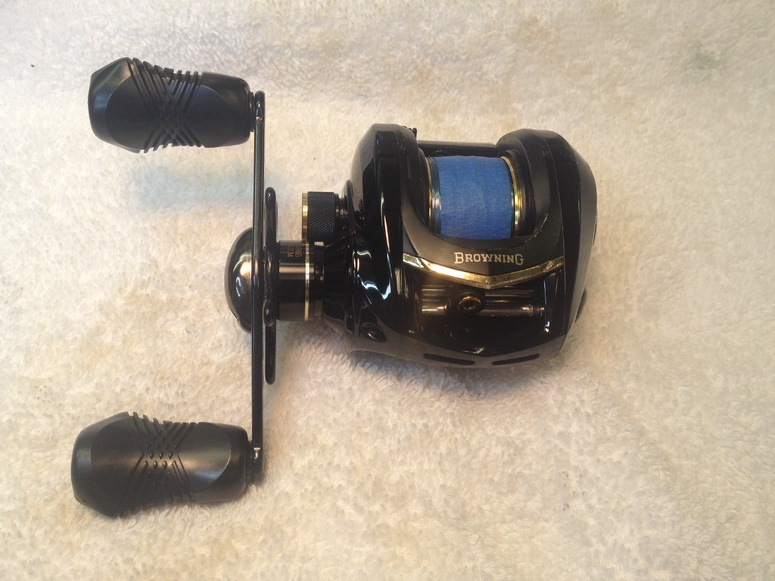Browning Black Bass Rod/Reel Combo - Pensacola Fishing Forum