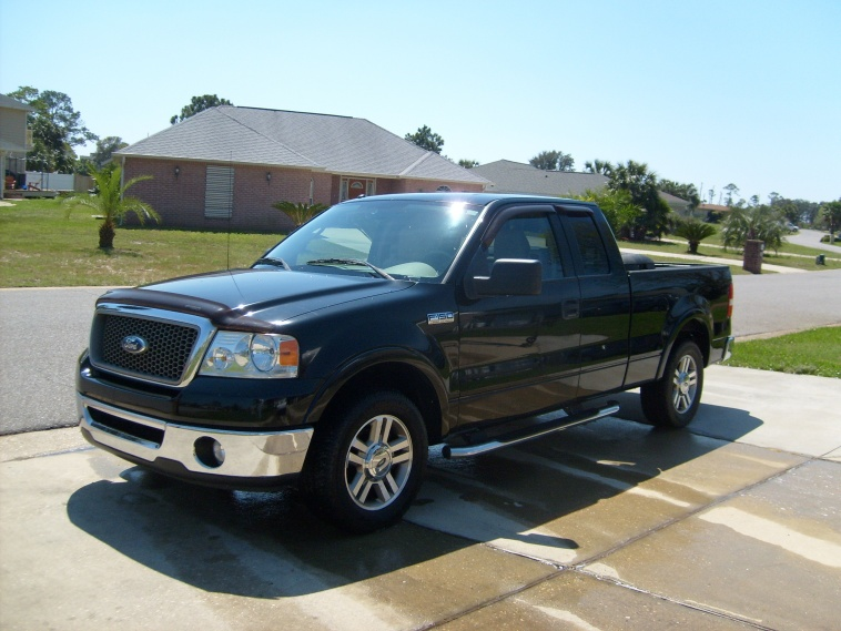 for sale 2006 ford f150 lariat pensacola fishing forum. Black Bedroom Furniture Sets. Home Design Ideas