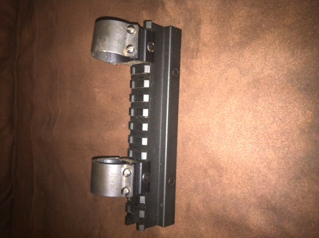 some ar parts for sale!!-scope-riser-jpg