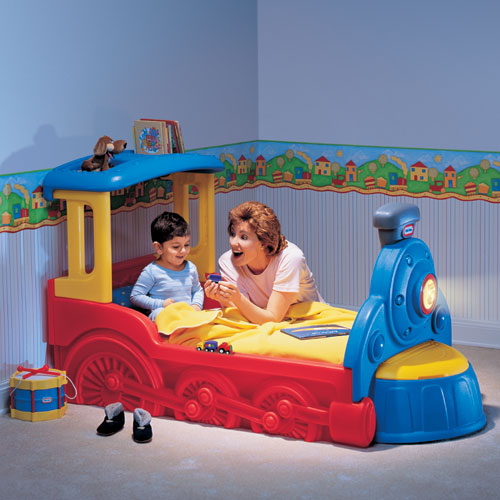 train beds for toddlers 2