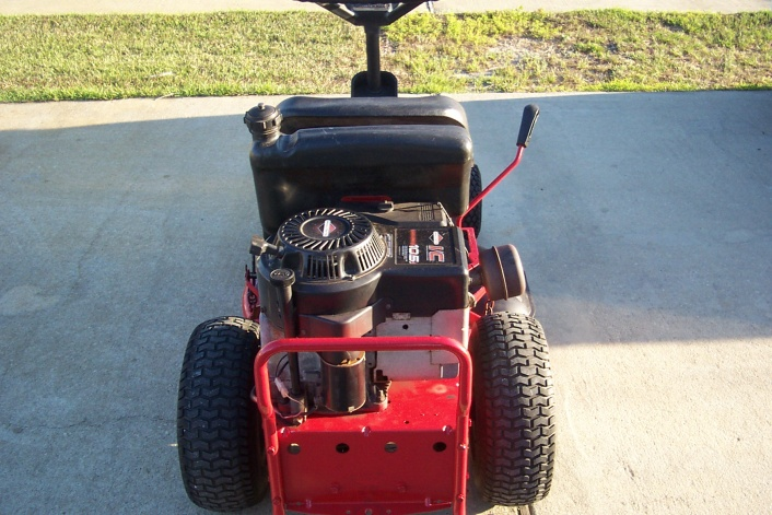 Snapper SR928 Riding Mower-snapper-sr928-002-jpg