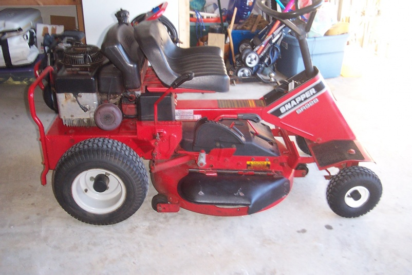 Snapper SR928 Riding Mower-snapper-sr928-005-jpg