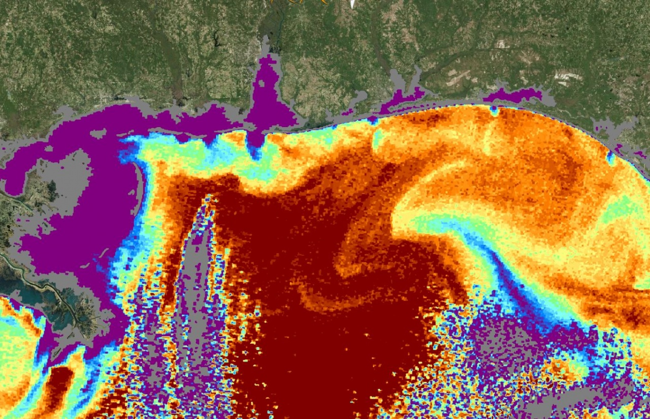 Blue Water Conditions-temps-jpg