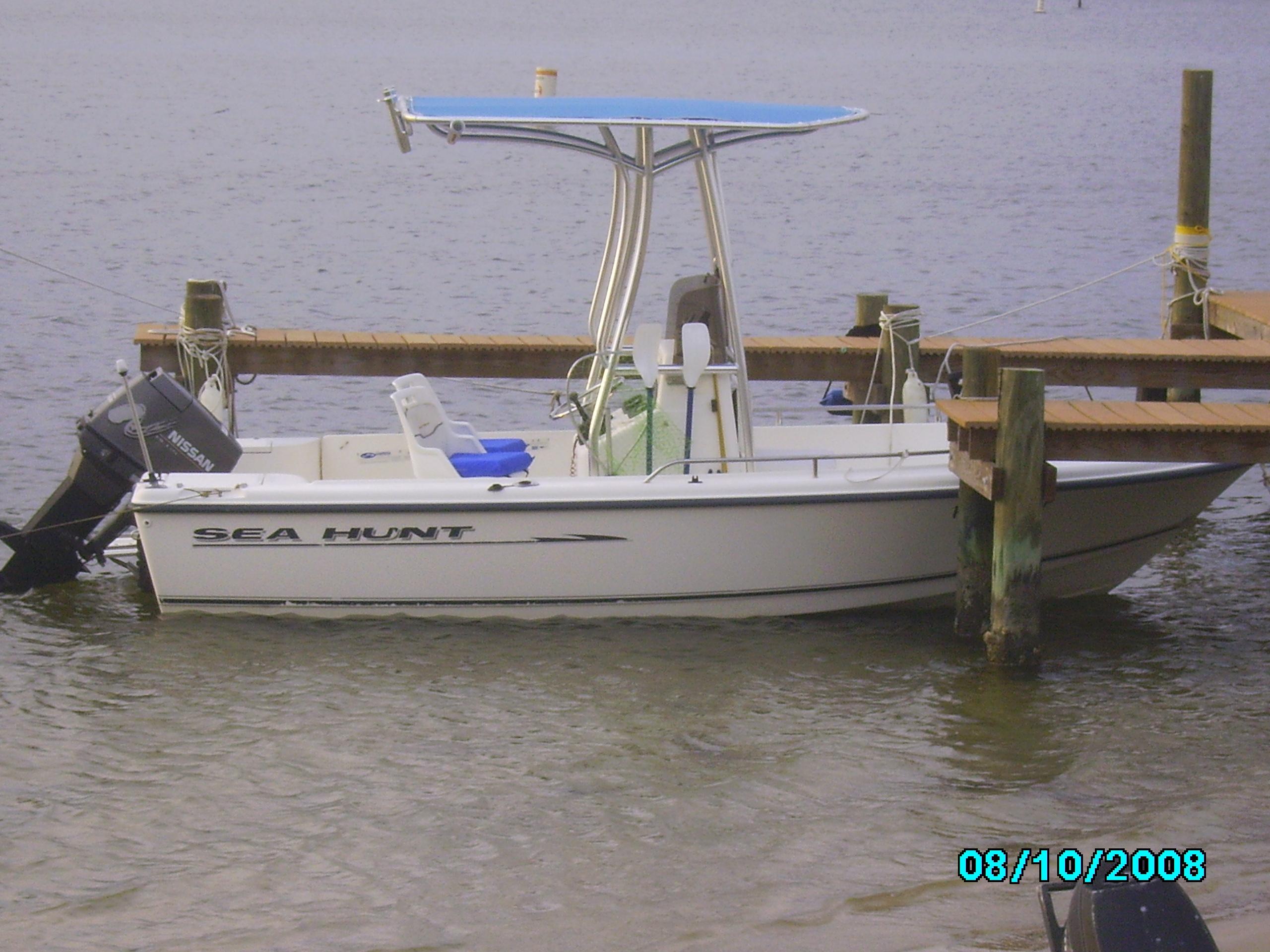 Caley Marina - Outboard Jet Drive