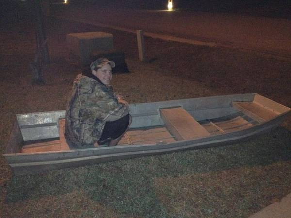 10 ft lightweight jon boat - Pensacola Fishing Forum