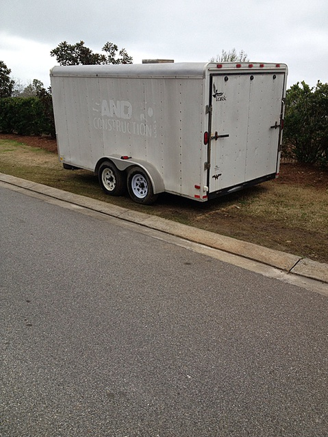 Enclosed Trailer With Tools For sale-fix-jpg