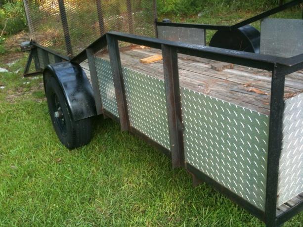 WTB single axle utility trailer-trailer-005-jpg