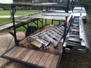 Metal Brake For Sale >> Construction Trailer With Metal Brake For Sale Pensacola Fishing Forum