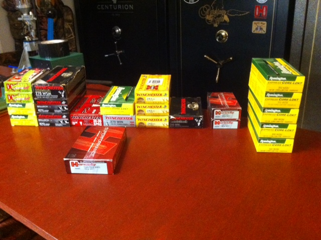 FS- Various Rifle ammo, Milton Fl-various-rifle-ammo-jpg