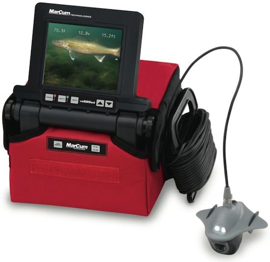 Камера для подледной рыбалки своими руками