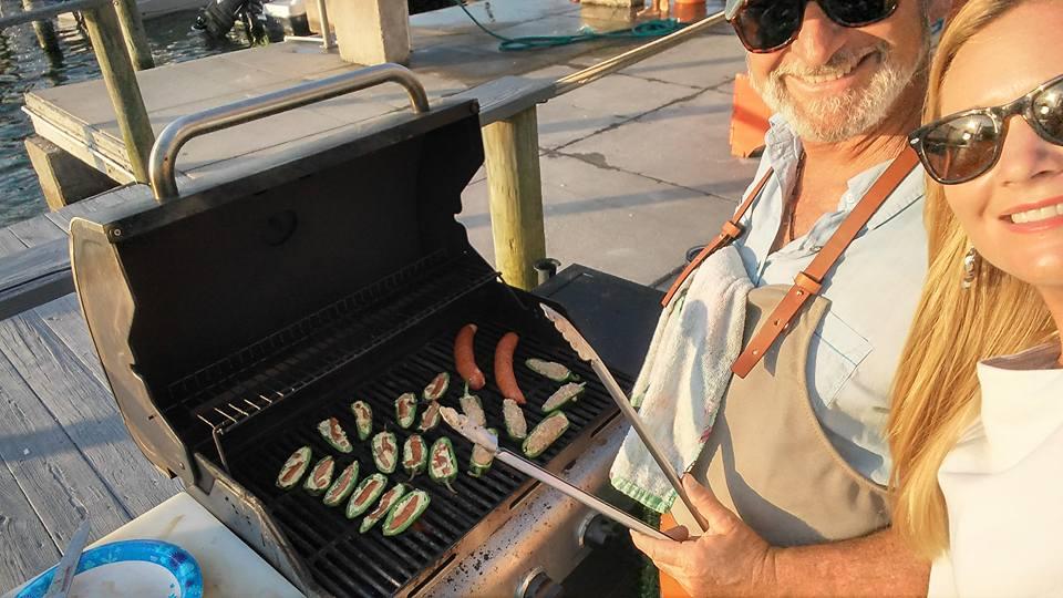 Wednesday Night = Grill Night = Pensacola Beach-w6-jpg